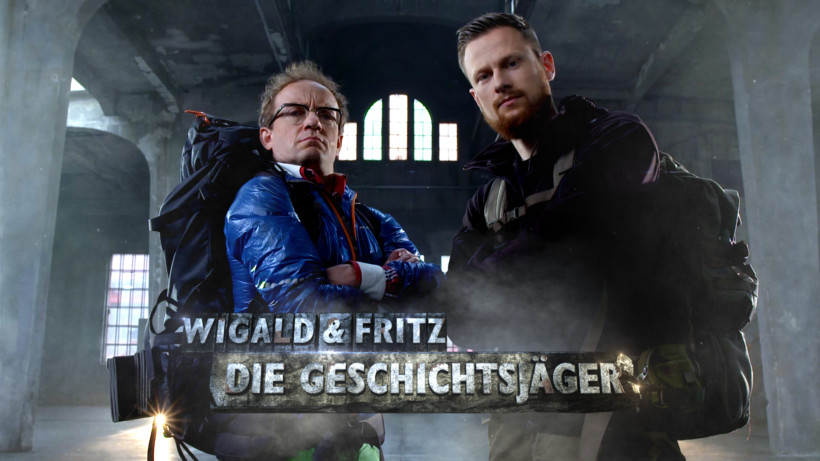 The History Channel – Wigald & Fritz
