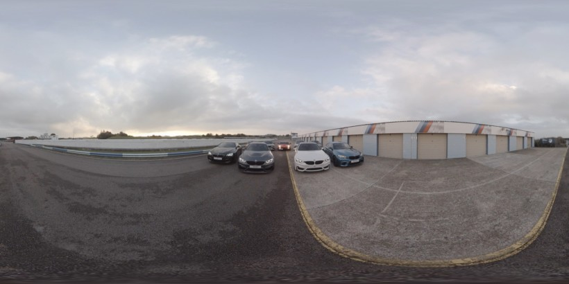 BMW M RACING LINE