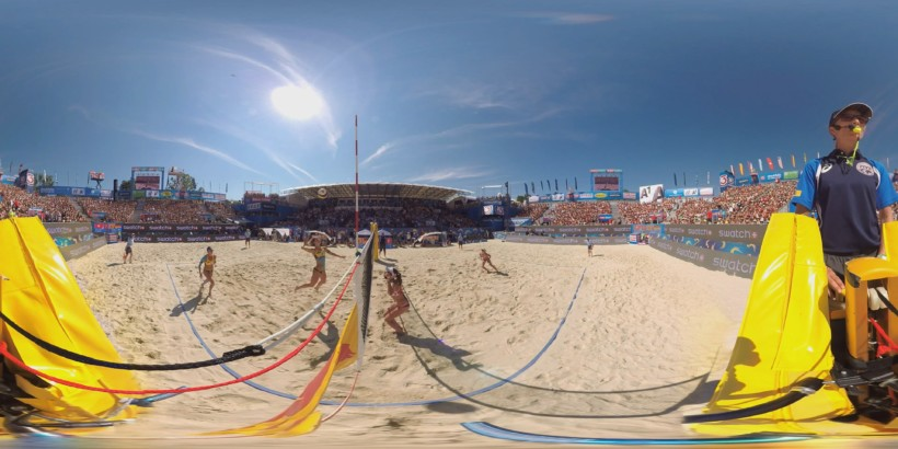 Red Bull – Beach Volleyball