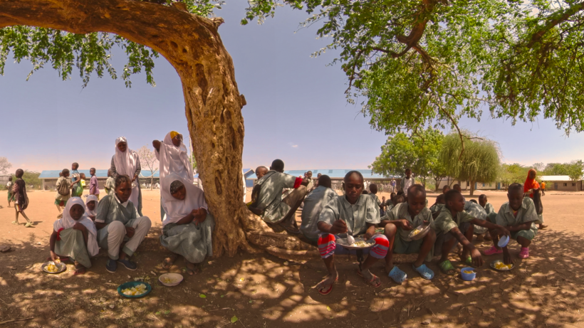 360° EU Saves Lives – Kakuma Kenya